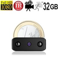Micro-HD-SpyCam mit DVR