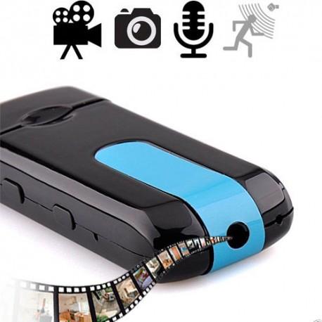 HD SpyCam im USB-Stick