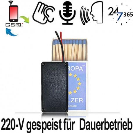 """220-V GSM-Abhörgerät """"Vario"""""""