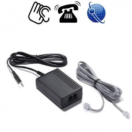 Festnetztelefon-Mitschnittadapter wichtige Telefongespräche aufnehmen