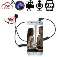 Investigative Livestream Kamera