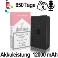 ULTRA-POWER GSM-Abhörgerät, 12000mAh
